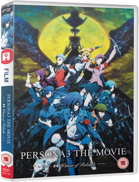 Persona 3: Movie #4 Winter of Rebirth - DVD