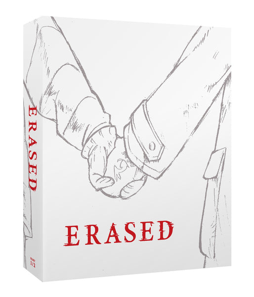 Erased: Part 1 - Blu-ray/DVD Collector's Edition