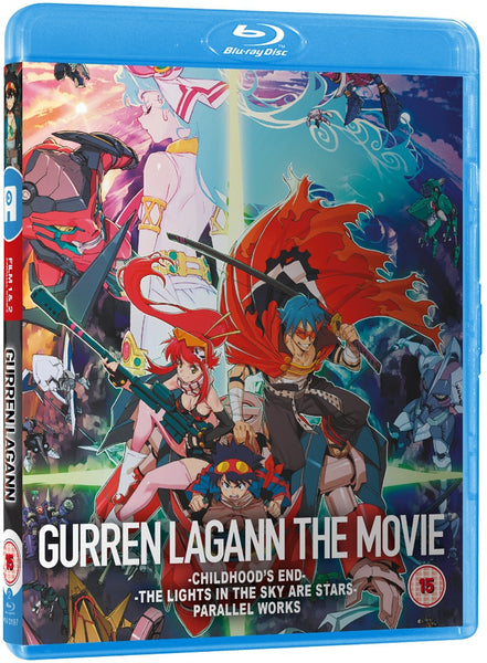 Gurren Lagann Movie Collection - Blu-ray