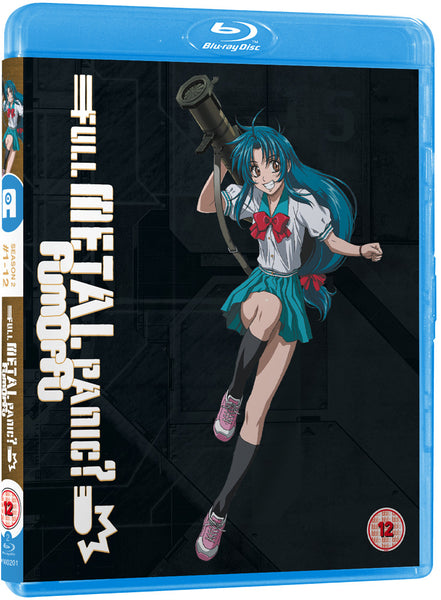 Full Metal Panic? Fumoffu - Blu-ray