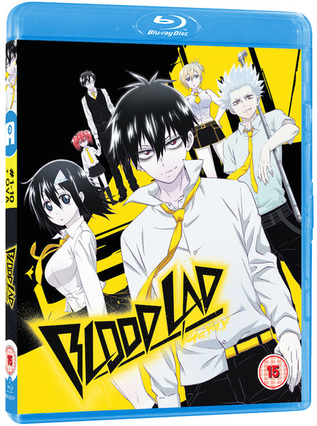 Blood Lad - Blu-ray
