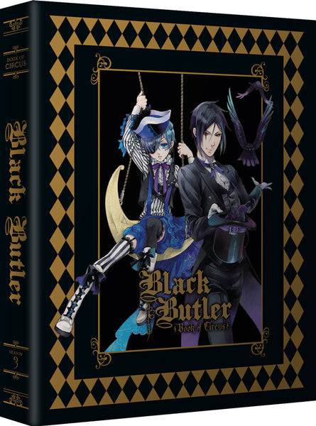 Black Butler: Book of Circus - Blu-ray Collector's Edition