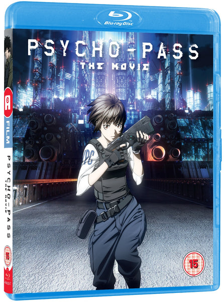 Psycho-Pass The Movie - Blu-ray