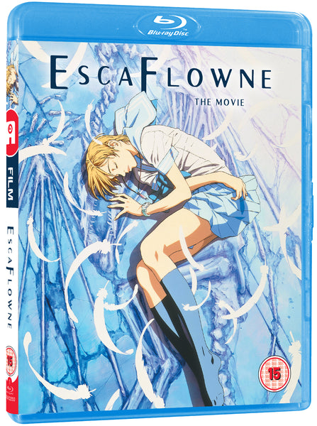 Escaflowne The Movie - Blu-ray