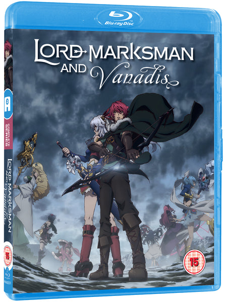 Lord Marksman and Vanadis - Blu-ray