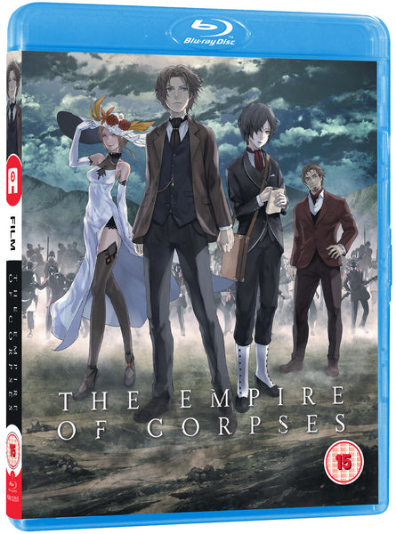 Empire of Corpses - Blu-ray