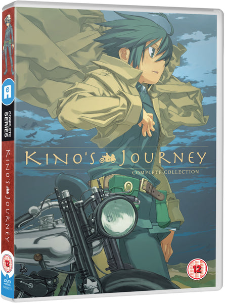 Kino's Journey (2003) - DVD
