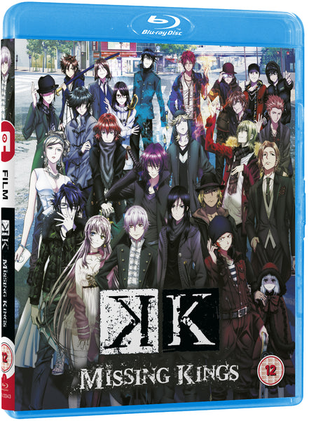 K: Missing Kings (Movie) - Blu-ray