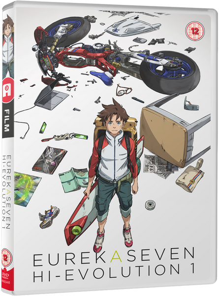 Eureka Seven: Hi-Evolution 1 - DVD