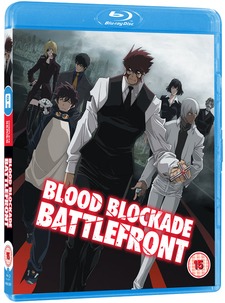 Blood Blockade Battlefront - Blu-ray (standard ed.)
