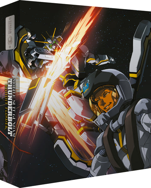 Gundam Thunderbolt: Bandit Flower - Blu-ray Collector's Edition