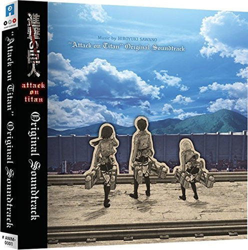 Attack on Titan: Season 1 Soundtrack - CD