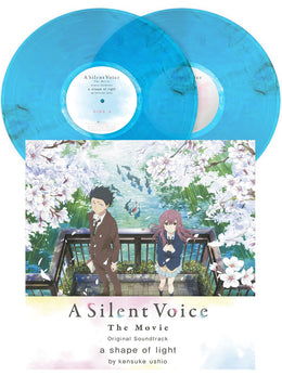 A Silent Voice soundtrack - Vinyl (2 x 12