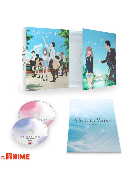 A Silent Voice - Blu-ray+DVD Collector's combi