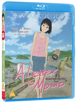 A Letter to Momo - Blu-ray