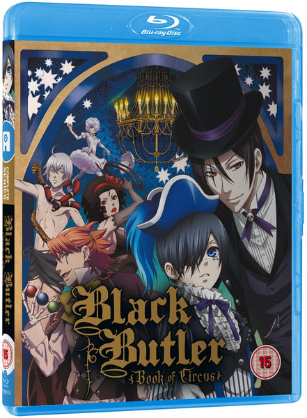 Black Butler: Book of Circus - Blu-ray