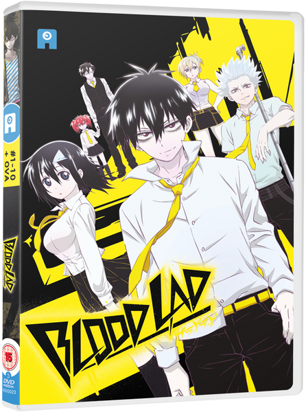 Blood Lad - DVD set