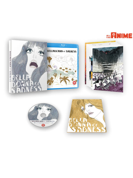 Belladonna of Sadness - Blu-ray Collector's Edition