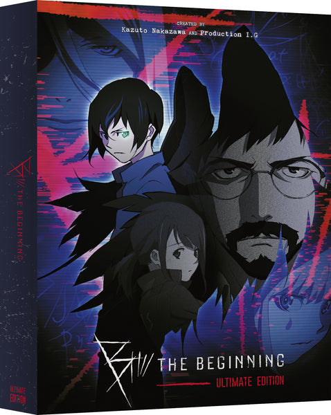 B The Beginning - Ultimate Edition Blu-ray