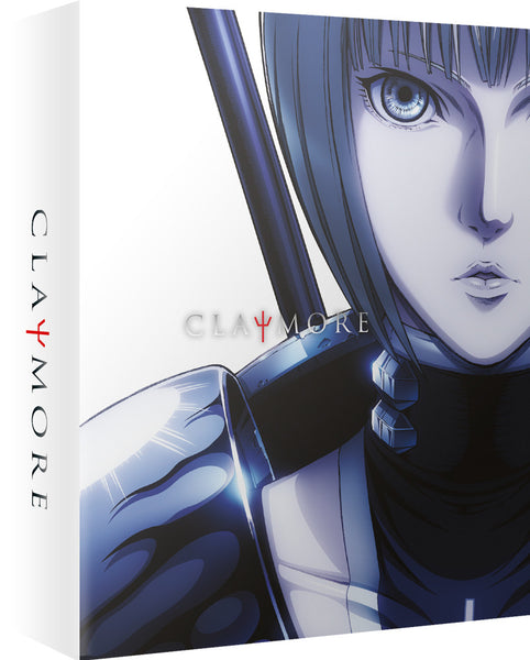 Claymore - Blu-ray Ltd Collector's Edition