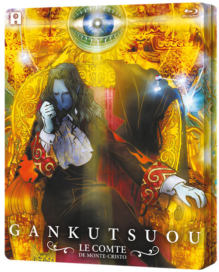 Gankutsuou: The Count of Monte Cristo - Blu-ray (Limited Edition)