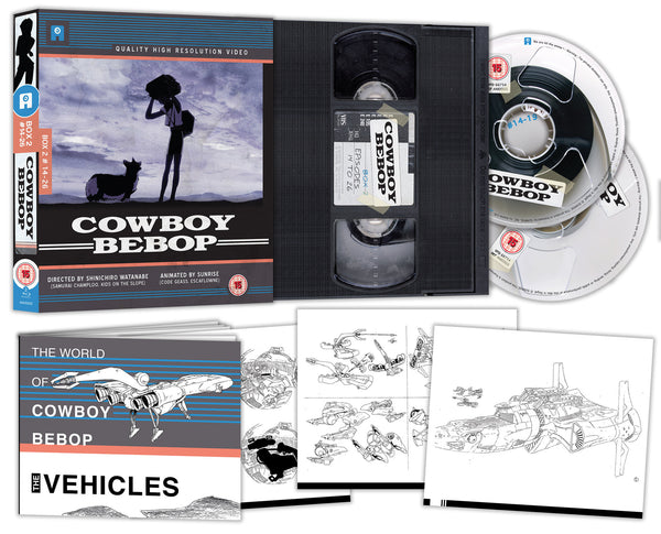 Cowboy Bebop - Blu Ray Part 2