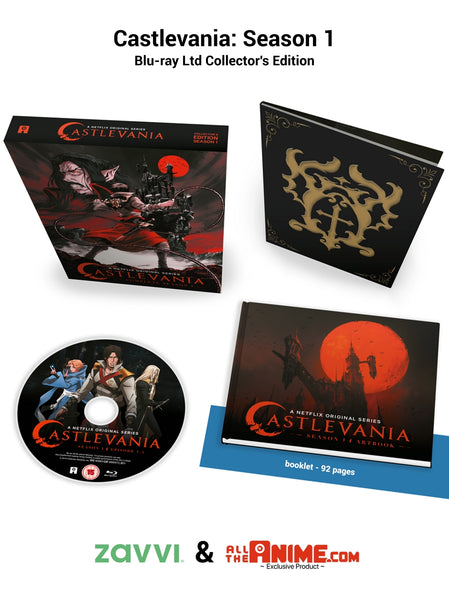 Castlevania: Season 1 - Blu-ray Collector's Edition