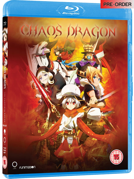 Chaos Dragon - Blu-ray