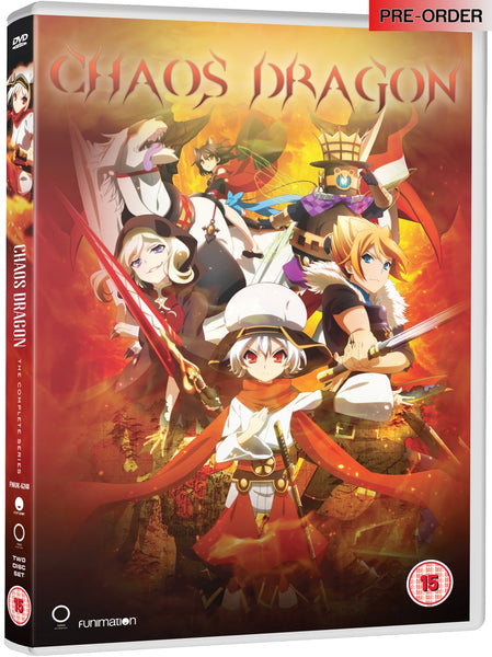 Chaos Dragon - DVD