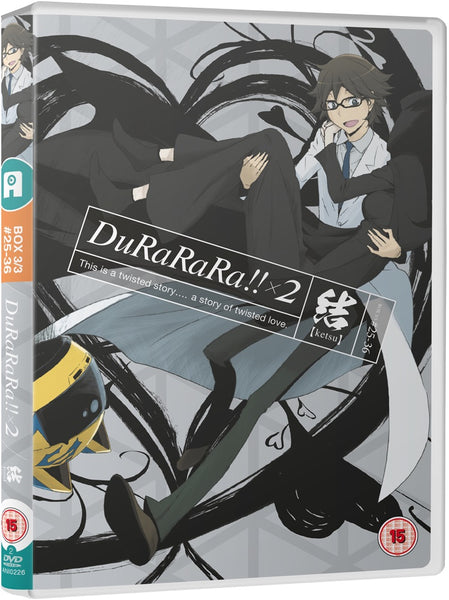 Durarara!! x2 (Part 3: Ketsu) - DVD