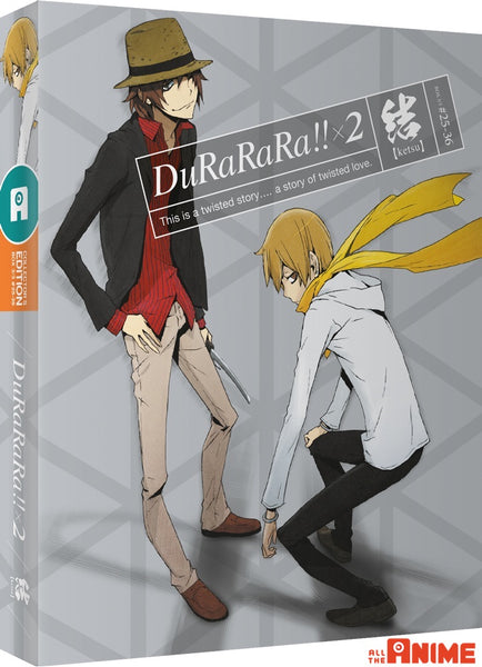 Durarara!! x2 (Part 3: Ketsu) Blu-ray Collector's Edition