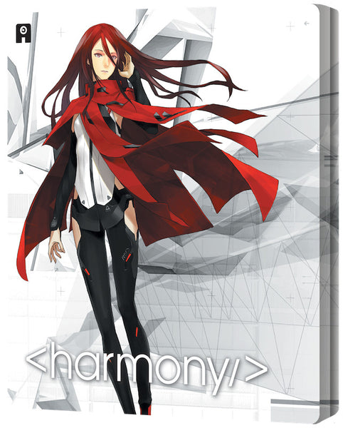 Project Itoh: Harmony - Blu-ray/DVD Ltd Ed Steel Box