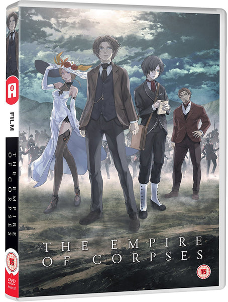 Project Itoh: The Empire of Corpses - DVD