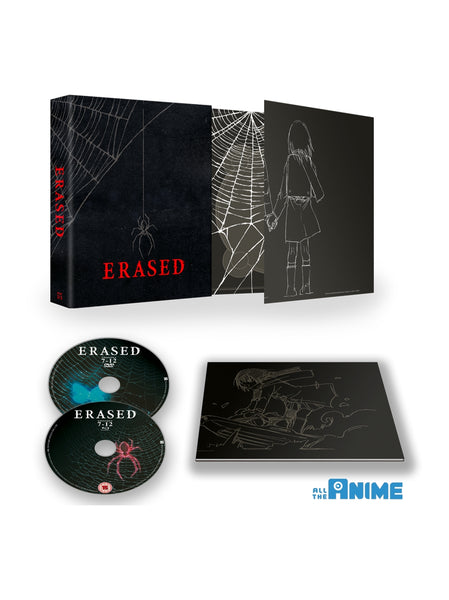Erased: Part 2 - Blu-ray/DVD Collector's Edition