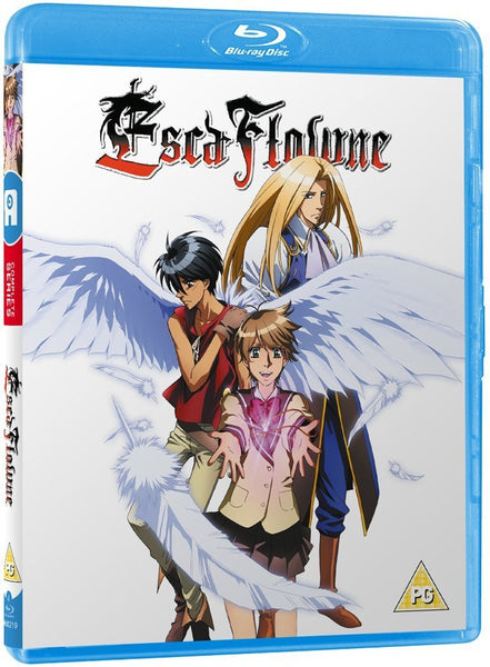 Escaflowne TV Series - Blu-ray
