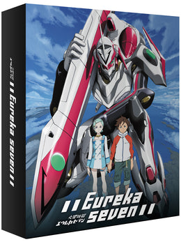 Eureka Seven - Blu-ray Complete Series Collection
