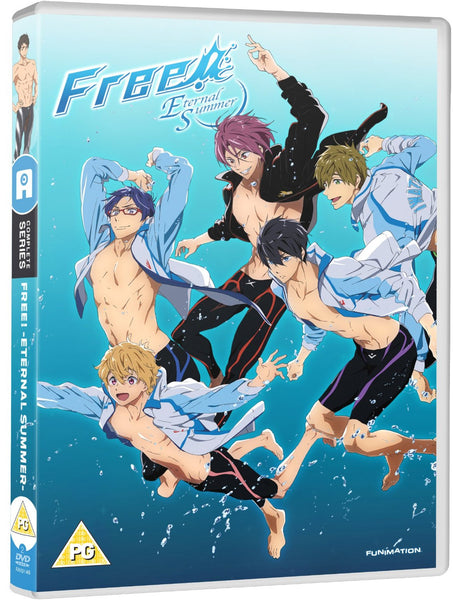 Free! -Eternal Summer- DVD