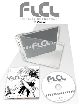 FLCL soundtrack - CD