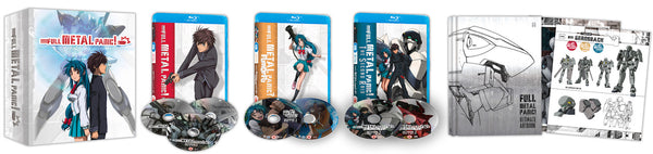 Full Metal Panic - Ultimate Edition Blu-ray
