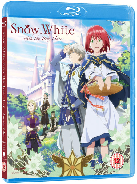 Snow White with the Red Hair - Season 1 Blu-ray