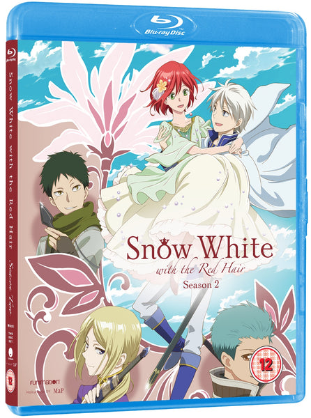 Snow White with the Red Hair - Season 2 Blu-ray