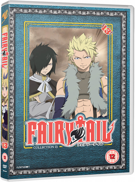 Fairy Tail: Part 13 - DVD