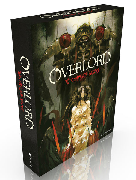 Overlord - Blu-ray Ltd Collector's Edition