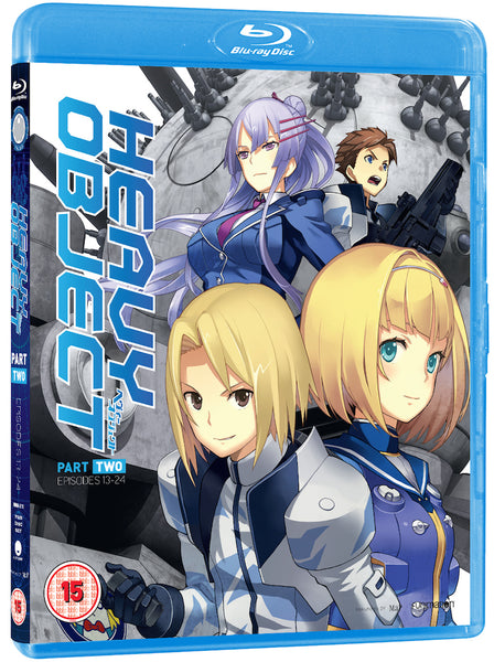 Heavy Object Part 2 - Blu-ray