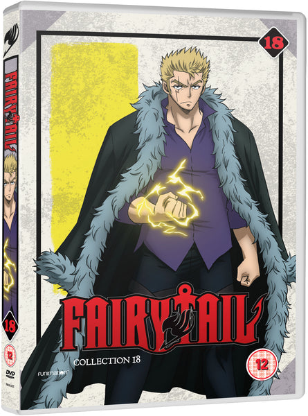 Fairy Tail: Part 18 - DVD