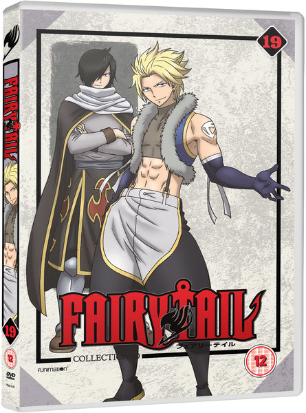 Fairy Tail: Part 19 - DVD
