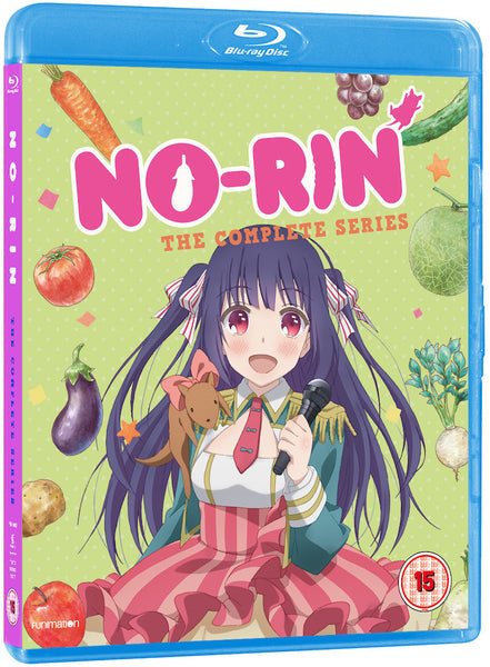 No-Rin - Blu-ray Complete Series