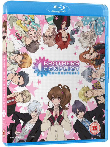 Brothers Conflict - Blu-ray