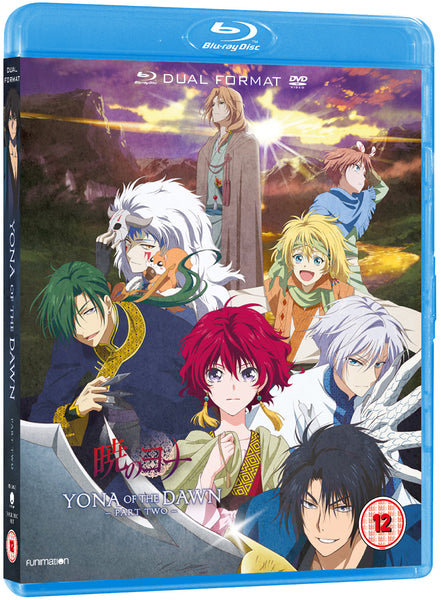 Yona of the Dawn: Part 2 - Blu-ray/DVD combi