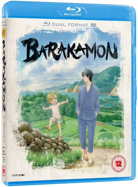 Barakamon - Blu-ray/DVD